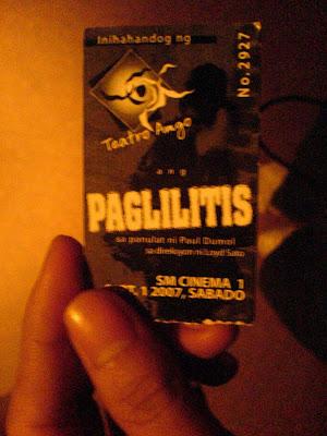 ang paglilitis ni mang serapio Ang paglilitis ni mang serapio is a play written by paul arvisu dumol, currently an economics professor at the university of asia and the pacific, during his high.