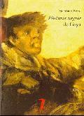 Portada del libro Las pinturas negras de Goya, de Valeriano Bozal. Imagen usada en el comentario realizado por la academia de dibujo y pintura Artistas6 de Madrid