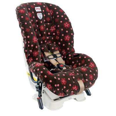 Britax Boulevard Car Seat Instructions