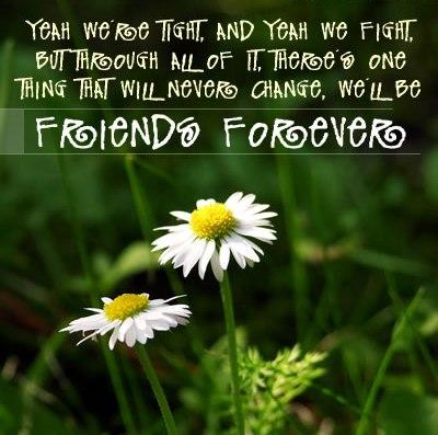 Friends Forever: friend shayari