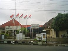 Kantor Kecamatan Kertek