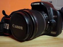 my canon 450D
