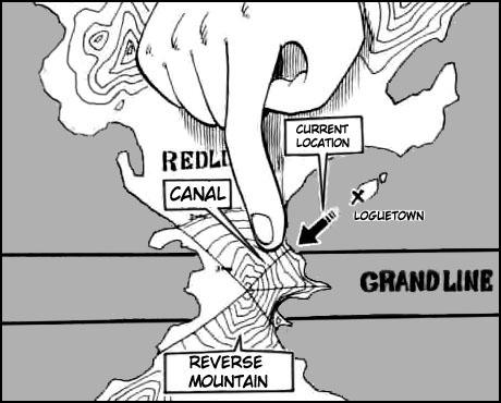 One Piece: Saga de Dressrosa Opreversemountainpf9