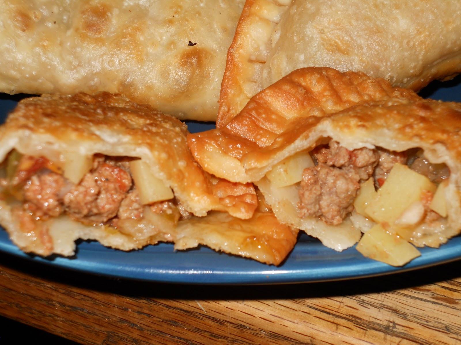 ... picadillo turkey picadillo empanadas filled with chicken picadillo