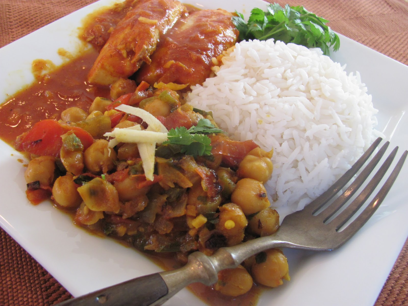 What 39 s cooking in your world day 74 india fish curry for Lunch food