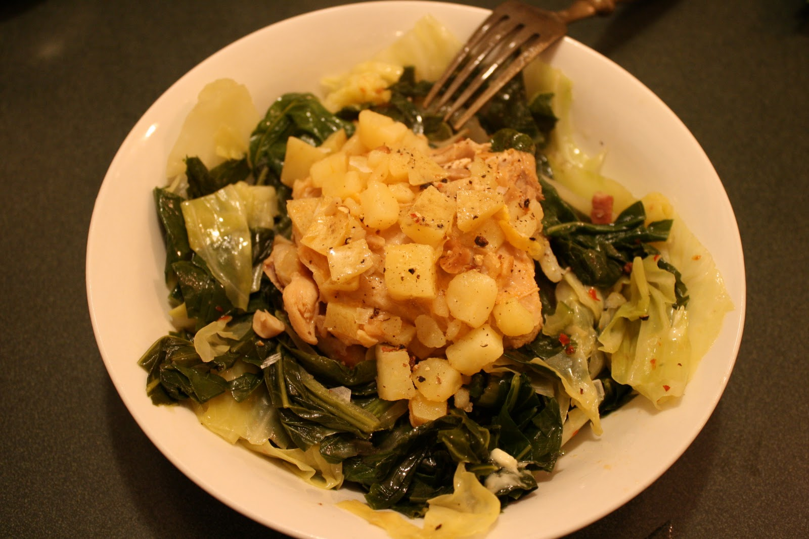 Whats cooking in your world day 95 liberia chicken peanut day 95 liberia chicken peanut stew with collard greens cabbage up next libya forumfinder Gallery