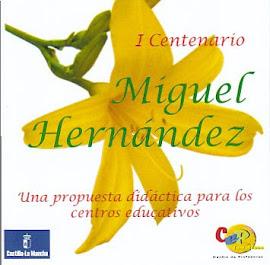 ¡NOVEDAD! DESCARGA LOS MATERIALES DIDÁCTICOS SOBRE MIGUEL HERNÁNDEZ