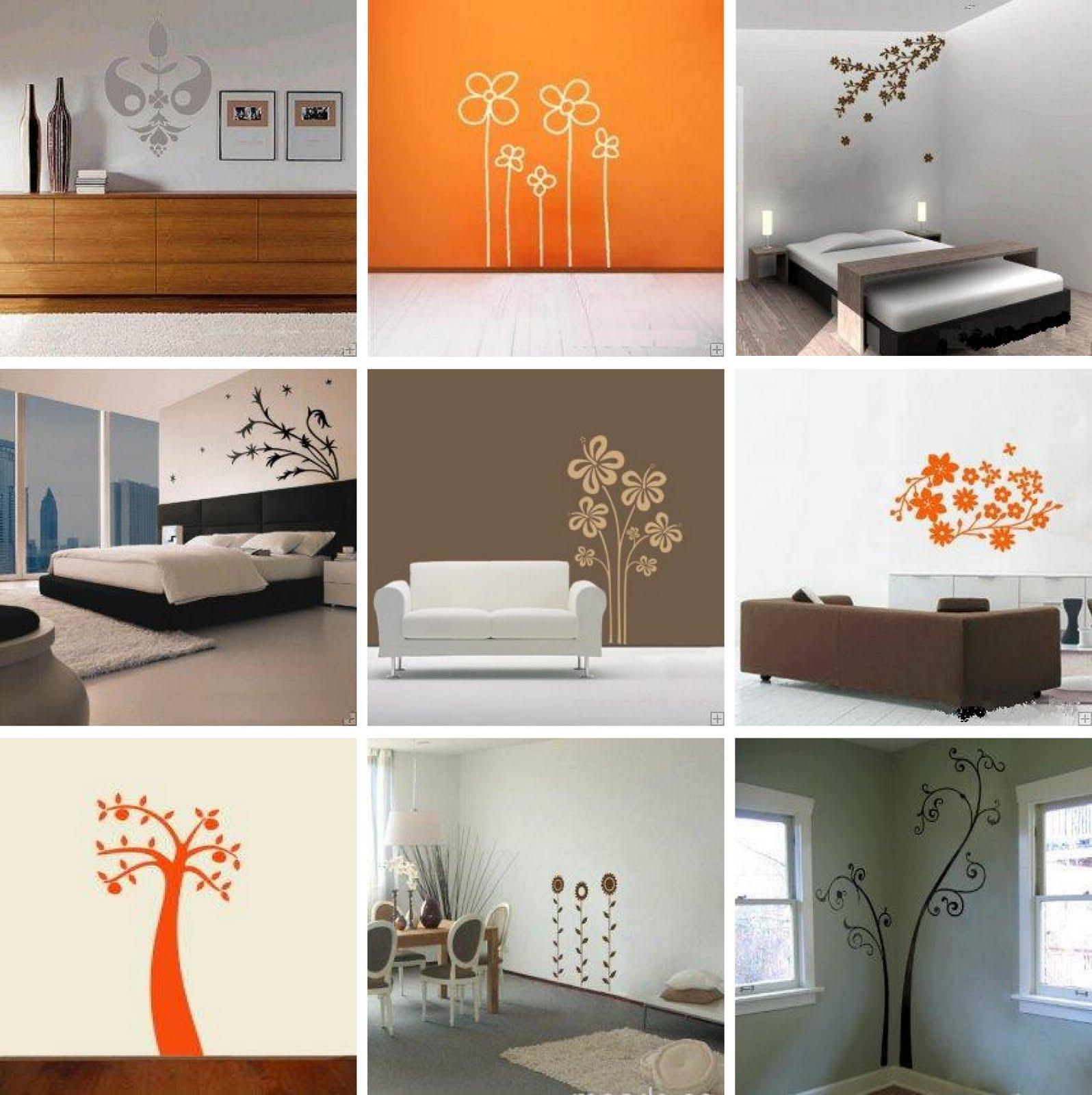 By vinilos decorativos naturalesa for Donde encontrar vinilos decorativos