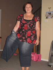 Me in my old Jeans