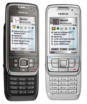Latest Nokia E Series Mobile Phone