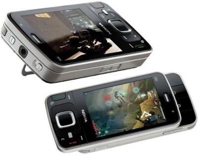 N Series Nokia N96