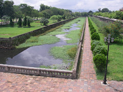 Canals around the Hue Citadel