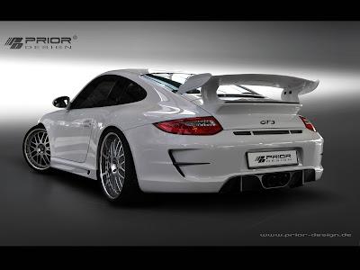 PRIOR-Design refines Porsche 911 GT3