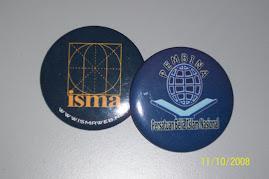 Badge ISMA dan PEMBINA