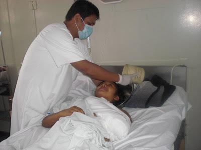 Tareas diarias del personal de enfermeria realizacion de - Confort del bano ...