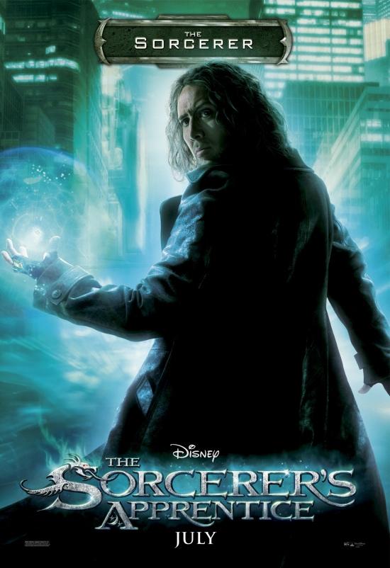 Sorcerer's Aprentice Trailer