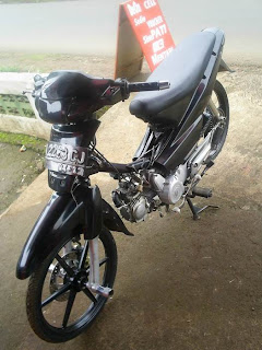 modifikasi motor modif motor smash modifikasi motor smash amazing