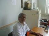 EX - PRESIDENTE DO SISPMUM ARNALDO ALVES RIBEIRO PERIODO 2005/2011
