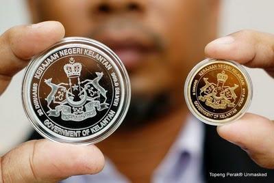 Pertukaran dinar forex