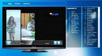 tv streaming indonesia