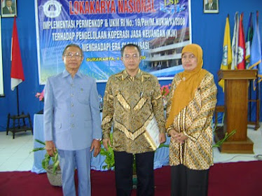 LDP UNIBA Surakarta
