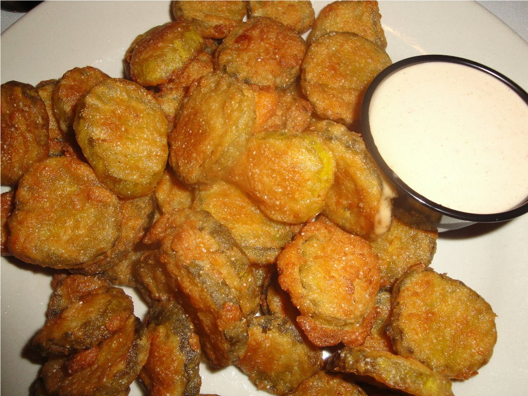Fried Dill Pickles Recipe • Cooking | Add a Pinch