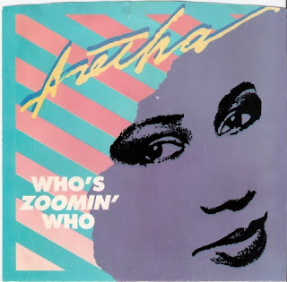 Aretha Franklin - Who's Zooming Who