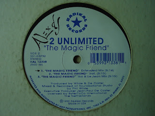 2 UNLIMITED - THE MAGIC FRIEND (EXTENDED MIX)