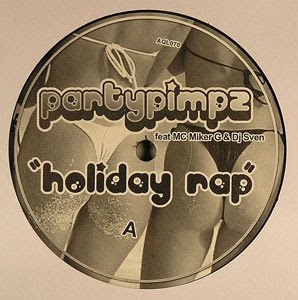 Mc miker & deejay sven - holiday� rap