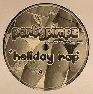 Mc miker & deejay sven - holiday� rap