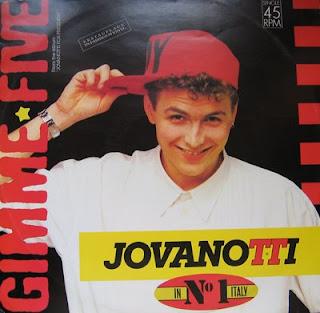 Jovanotti - Gimme Five (Maxi Single)