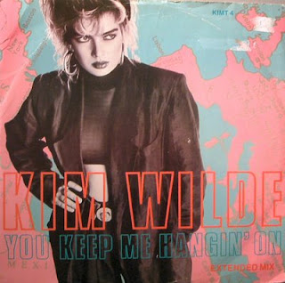 KIM WILDE -YOU KEEP ME HANGIN' ON [MAXI]