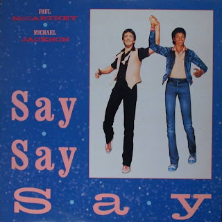 MICHAEL JACKSON & PAUL MC CARTNEY - SAY SAY SAY [MAXI]