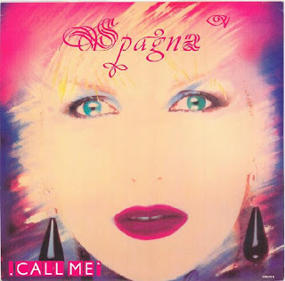 SPAGNA - CALL ME [MAXI]