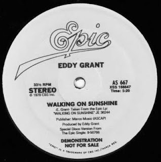 EDDY GRANT - WALKING ON SUNSHINE (EXTENDED)