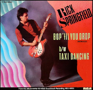 RICK SPRINGFIELD - BOP'TIL YOU DROP  [MAXIVINYL]