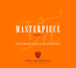 MASTERPIECE VOLUME 5 - THE ULTIMATE DISCO FUNK COLLECTION