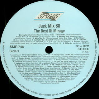 MIRAGE - JACK MIX 88
