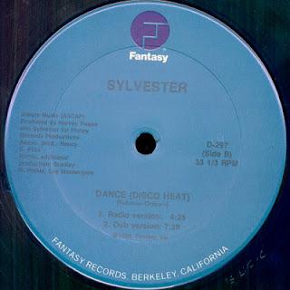 Sylvester - Dance Disco Heat - ultimix - short version