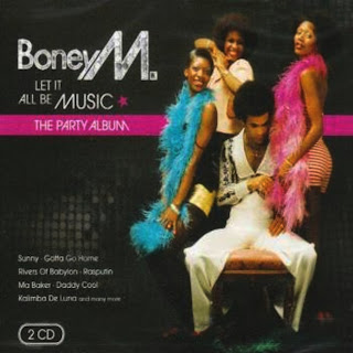 BONEY M - LET IT ALL BE MUSIC (THE PARTY ALBUM) 2 CDS