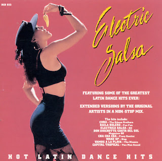 ELECTRICA SALSA - VARIOS (HOT LATIN DANCE HITS)