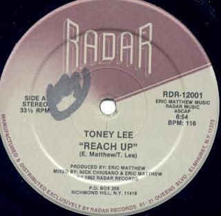 TONY LEE - REACH UP