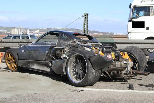 Pegani C9 Crashed While Testing Thegentlemanracer Com