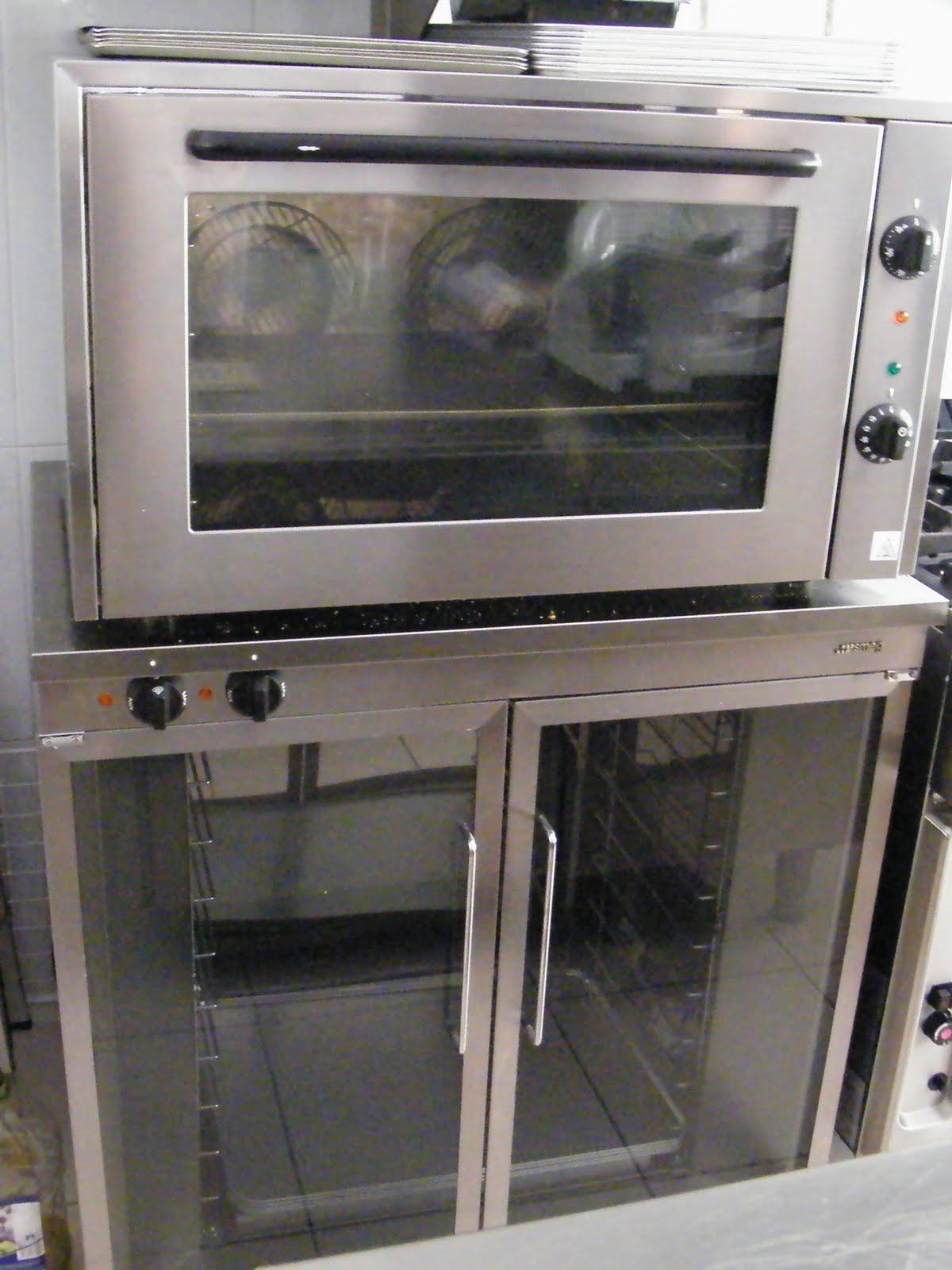 Venta material hosteleria segunda mano horno convecci n for Precios de hornos electricos pequenos