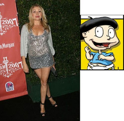 Elizabeth Daily as Tommy Pickles