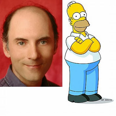 Dan Castellaneta as Homer Simpson