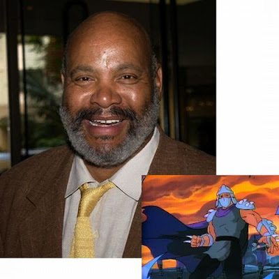 "James Avery ""Uncle Phil"" as The Shredder"