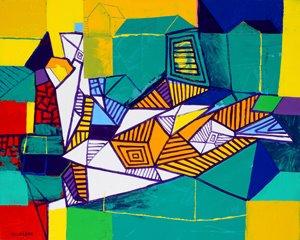 OBRAS 2007. Serie Laberintos Urbanos