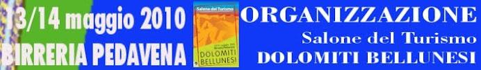 ORGANIZZAZIONE SALONE TURISMO DOLOMITI BELLUNESI