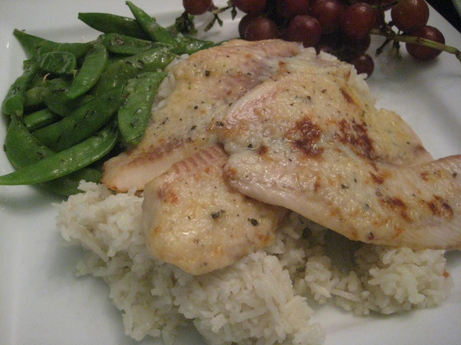 Broiled Tilapia Parmesan Recipes — Dishmaps